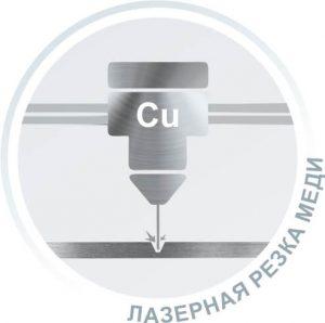 Лазерная резка меди на заказ в Санкт-Петербурге