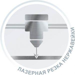 Лазерная резка нержавейки на заказ в Санкт-Петербурге