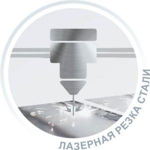 Лазерная резка стали в СПб