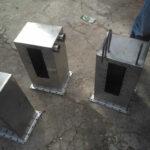 Металлоконструкции из нержавейки на заказ